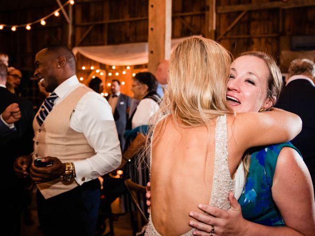 Rachael and Rob's wedding in Kerwood, Ontario 128