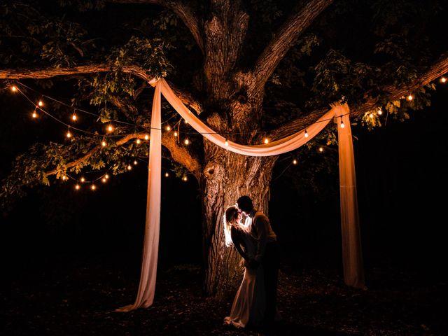 Rachael and Rob's wedding in Kerwood, Ontario 2