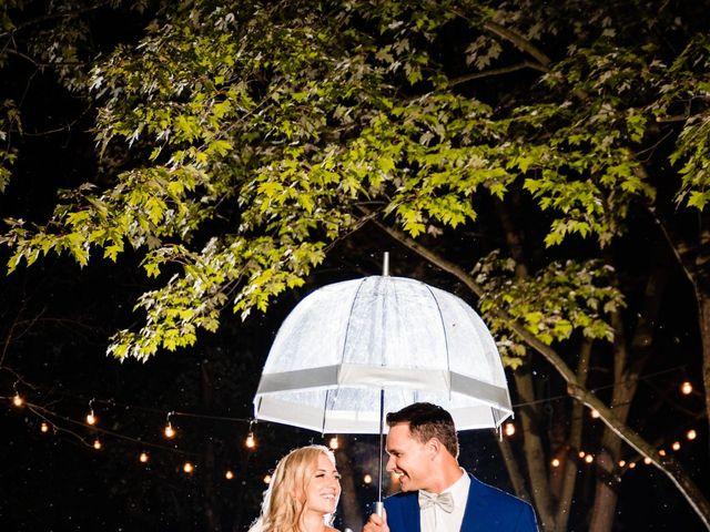 Rachael and Rob's wedding in Kerwood, Ontario 132
