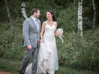 The wedding of Krystie and Kyle 2