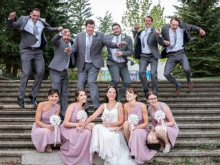 The wedding of Krystie and Kyle 3