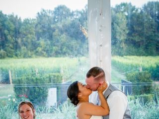 The wedding of Kristen and Shawn 2