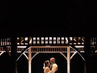 The wedding of Julia and Josh 1