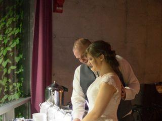 The wedding of Julia and Josh 2