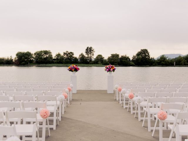 Ross and Jivan's wedding in Richmond, British Columbia 1