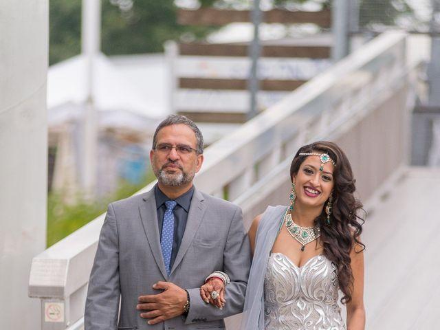 Ross and Jivan's wedding in Richmond, British Columbia 14