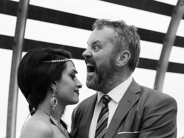 Ross and Jivan's wedding in Richmond, British Columbia 19