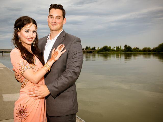 Ross and Jivan's wedding in Richmond, British Columbia 23