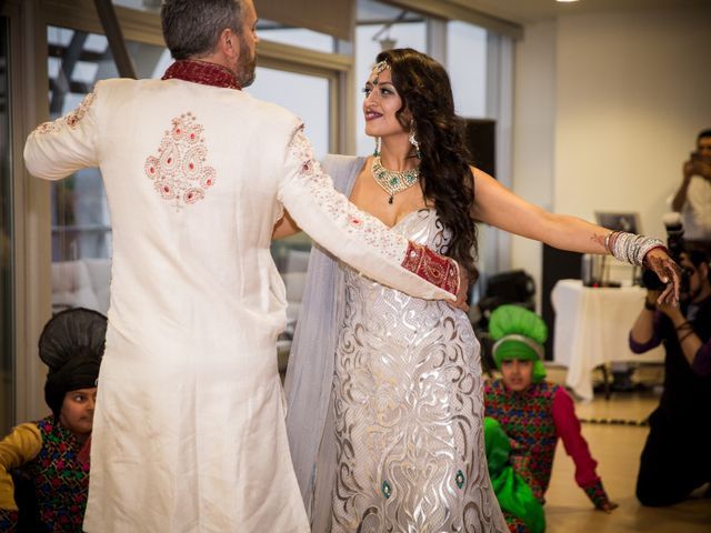 Ross and Jivan's wedding in Richmond, British Columbia 24