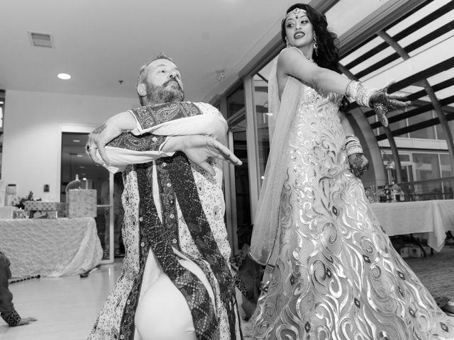 Ross and Jivan's wedding in Richmond, British Columbia 26