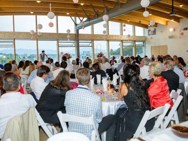Ross and Jivan's wedding in Richmond, British Columbia 27