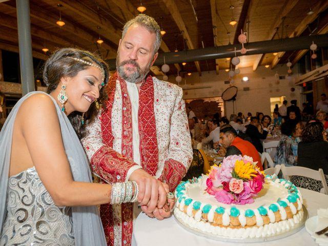 Ross and Jivan's wedding in Richmond, British Columbia 30