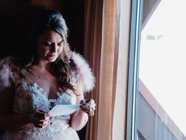 Collin and Vanessa's wedding in Golden, British Columbia 5