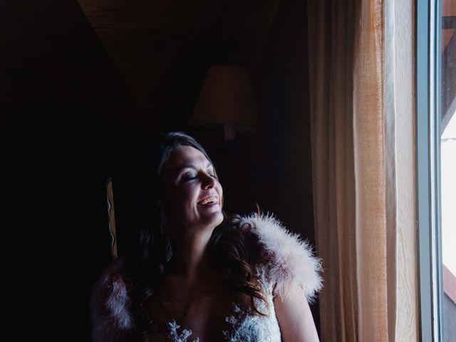 Collin and Vanessa's wedding in Golden, British Columbia 3