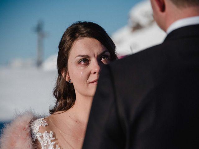 Collin and Vanessa's wedding in Golden, British Columbia 11