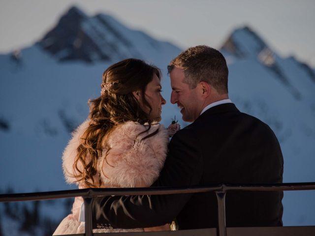 Collin and Vanessa's wedding in Golden, British Columbia 19