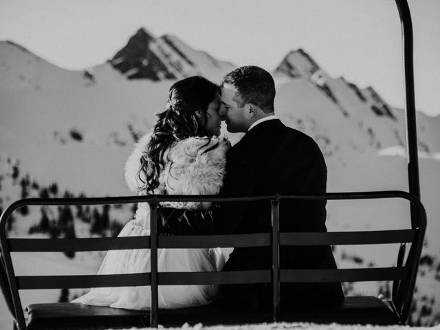 Collin and Vanessa's wedding in Golden, British Columbia 20