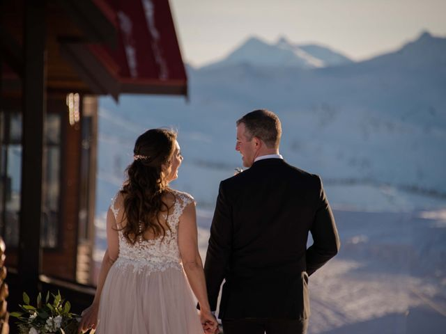 Collin and Vanessa's wedding in Golden, British Columbia 21