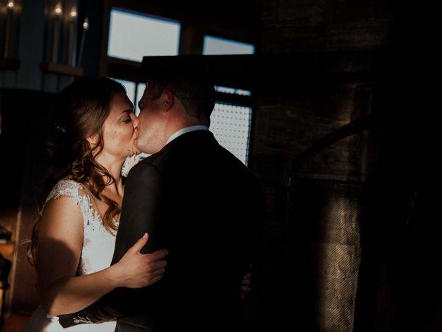 Collin and Vanessa's wedding in Golden, British Columbia 23