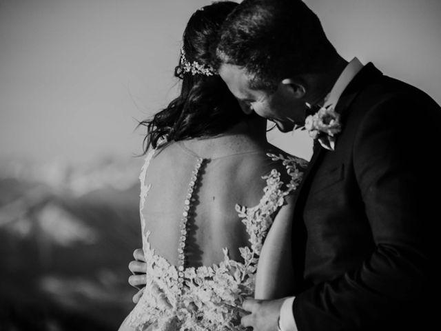 Collin and Vanessa's wedding in Golden, British Columbia 27