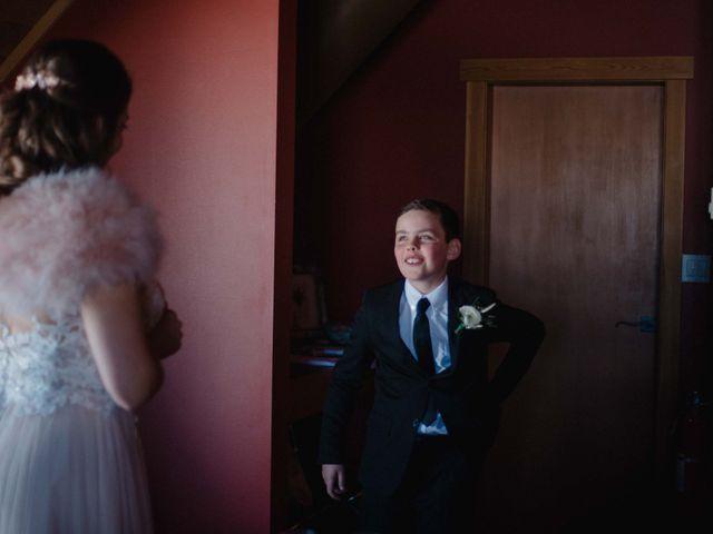 Collin and Vanessa's wedding in Golden, British Columbia 38