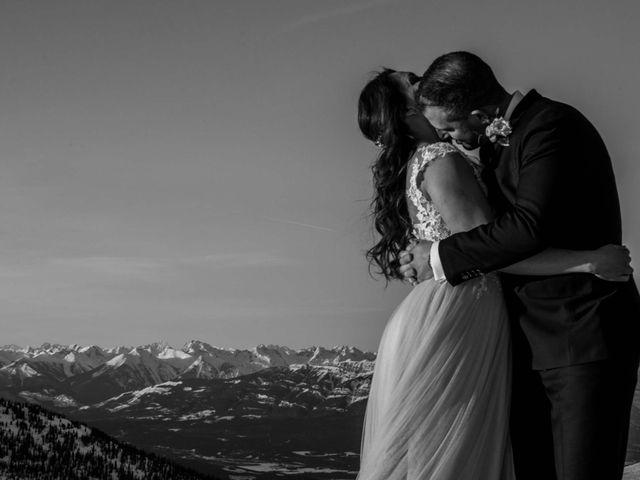 Collin and Vanessa's wedding in Golden, British Columbia 39
