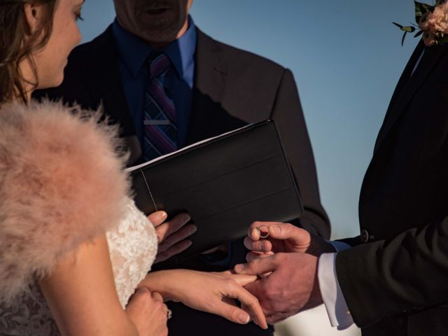 Collin and Vanessa's wedding in Golden, British Columbia 42