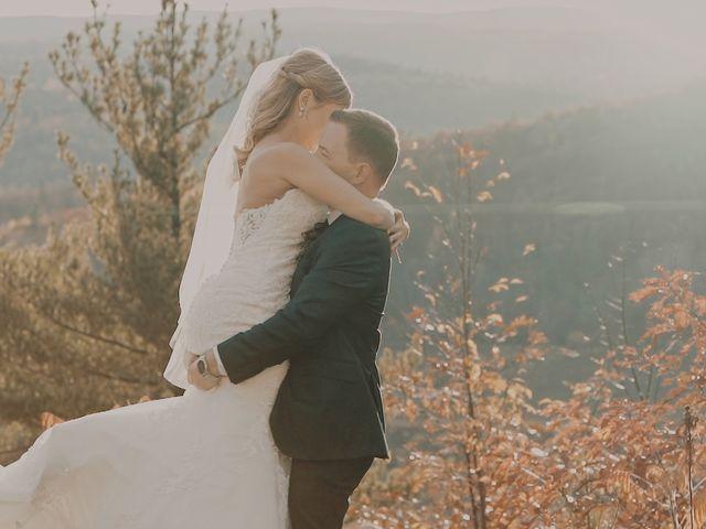 Matthew and Catherine's wedding in Wakefield, Quebec 19