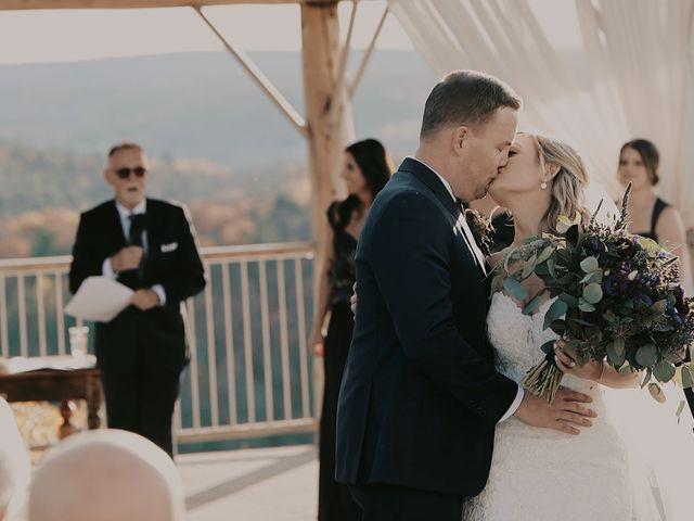 Matthew and Catherine's wedding in Wakefield, Quebec 35