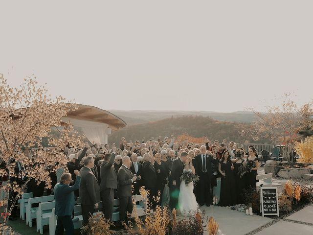 Matthew and Catherine's wedding in Wakefield, Quebec 39