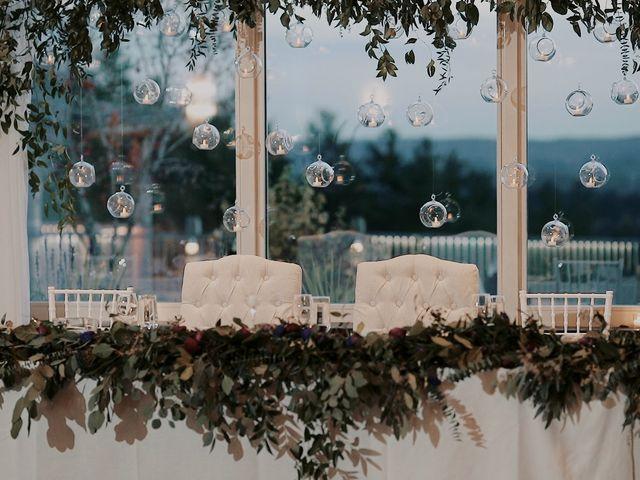 Matthew and Catherine's wedding in Wakefield, Quebec 45
