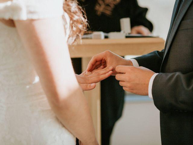 Tai and Karen's wedding in Bancroft, Ontario 7