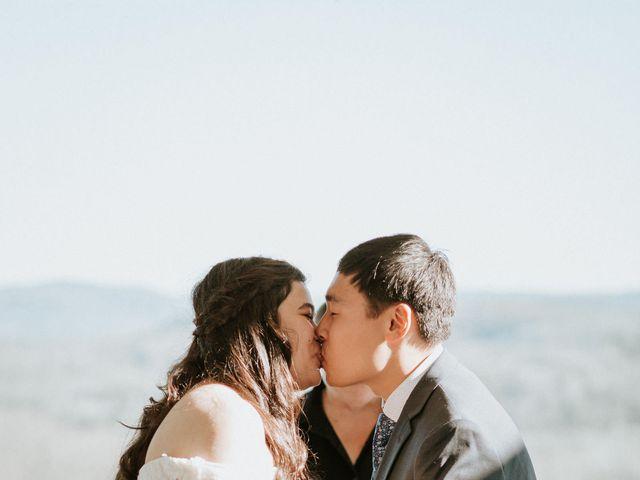 Tai and Karen's wedding in Bancroft, Ontario 9