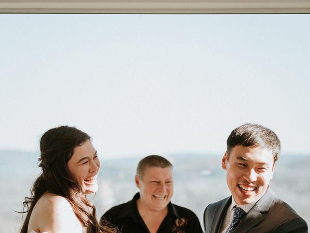 Tai and Karen's wedding in Bancroft, Ontario 10