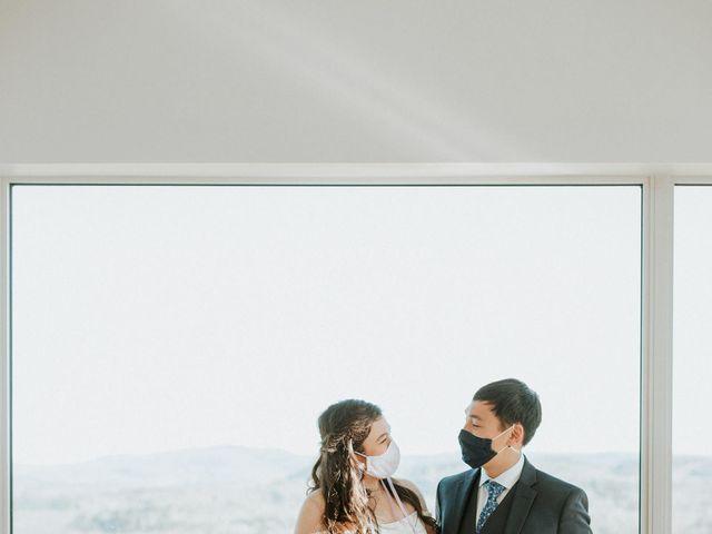 Tai and Karen's wedding in Bancroft, Ontario 19