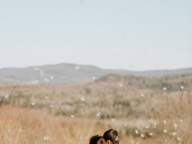 Tai and Karen's wedding in Bancroft, Ontario 24