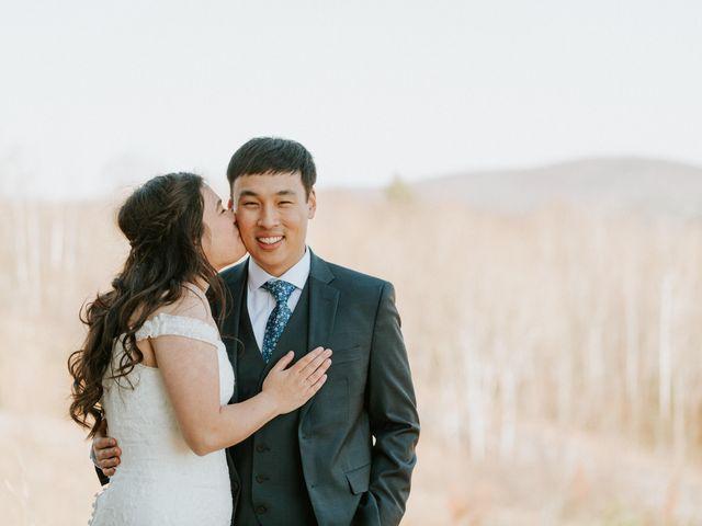 Tai and Karen's wedding in Bancroft, Ontario 25