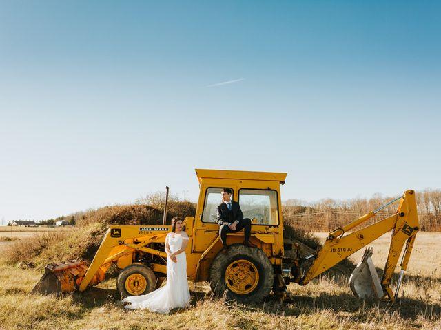 The wedding of Karen and Tai