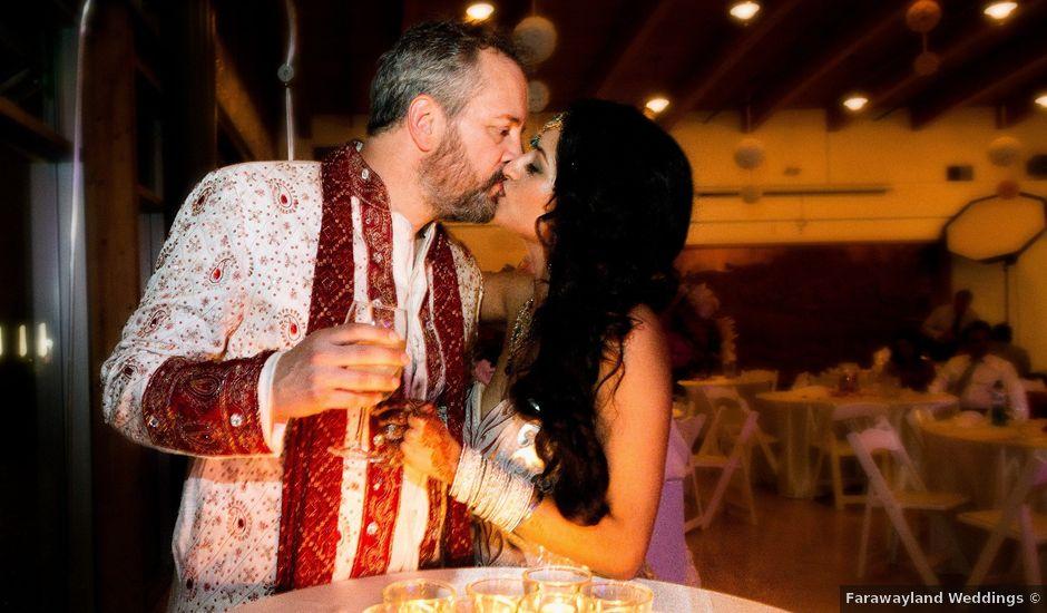 Ross and Jivan's wedding in Richmond, British Columbia