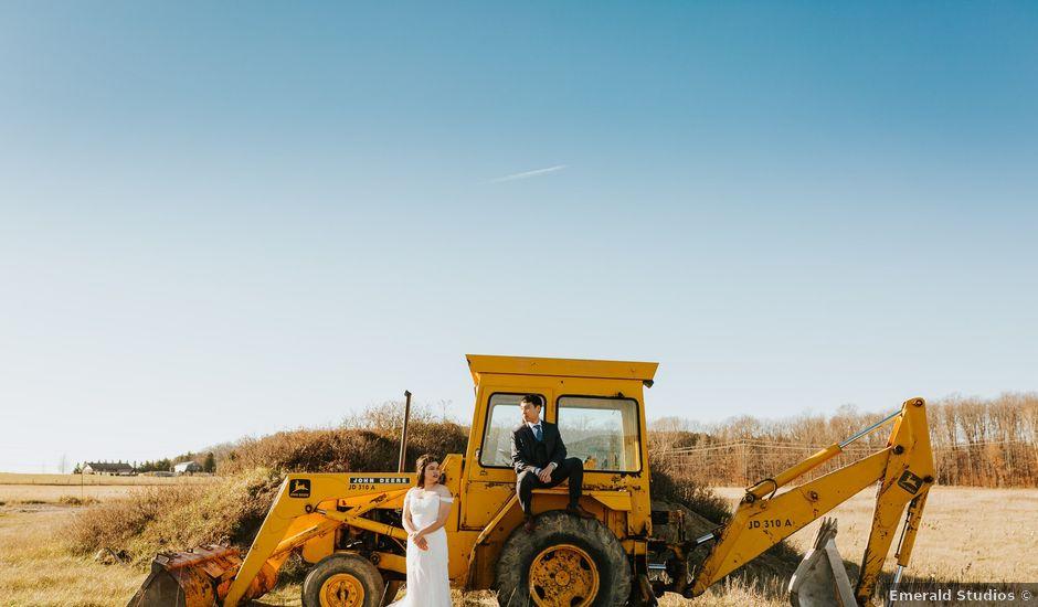 Tai and Karen's wedding in Bancroft, Ontario