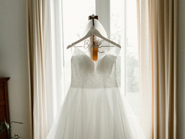Michael and Brittany's wedding in Niagara Falls, Ontario 4