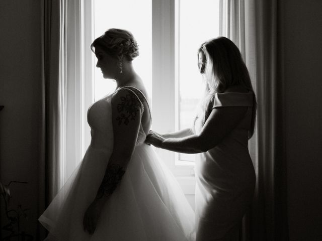 Michael and Brittany's wedding in Niagara Falls, Ontario 17