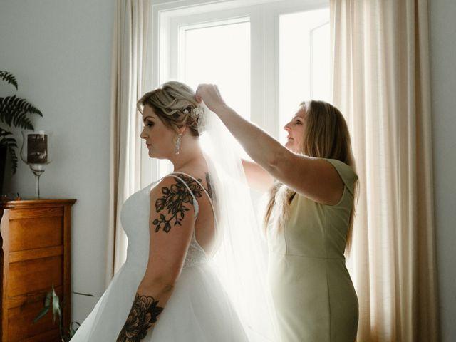 Michael and Brittany's wedding in Niagara Falls, Ontario 19