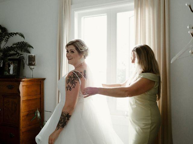 Michael and Brittany's wedding in Niagara Falls, Ontario 20