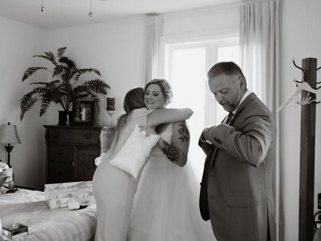 Michael and Brittany's wedding in Niagara Falls, Ontario 21