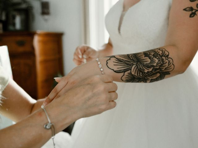 Michael and Brittany's wedding in Niagara Falls, Ontario 22