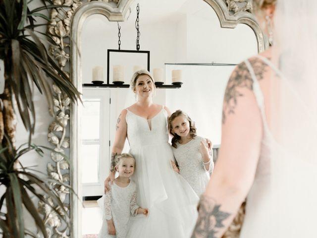 Michael and Brittany's wedding in Niagara Falls, Ontario 24