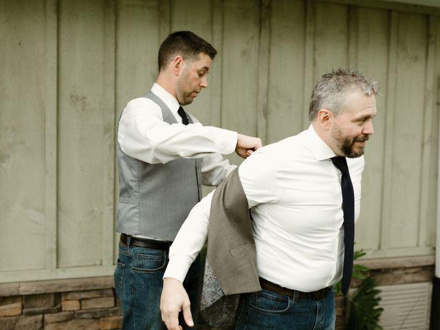 Michael and Brittany's wedding in Niagara Falls, Ontario 30