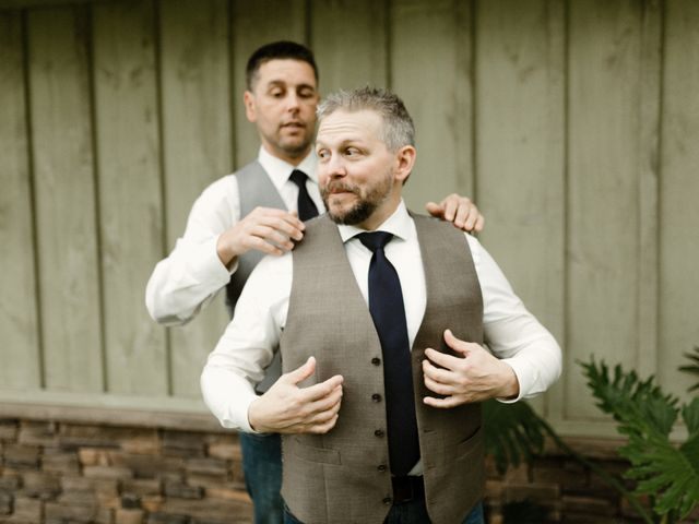Michael and Brittany's wedding in Niagara Falls, Ontario 31