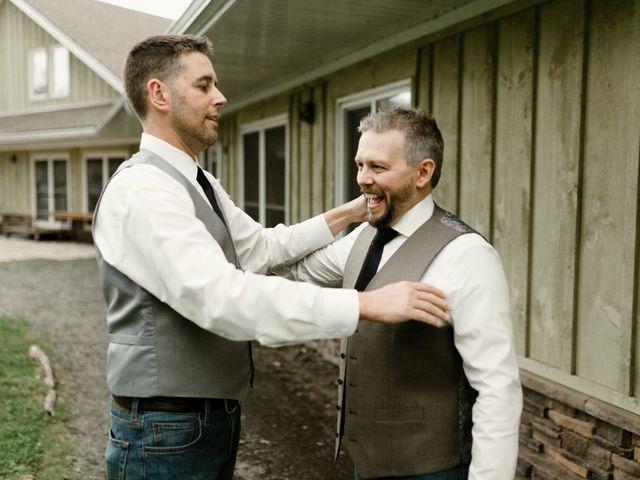 Michael and Brittany's wedding in Niagara Falls, Ontario 33